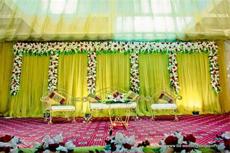 Bengali Wedding Guide: Wedding Stage Decoration Ideas