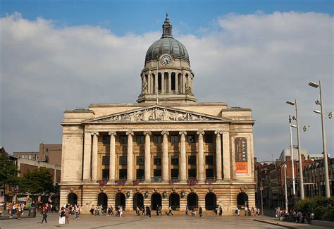 nottingham town hall flickr photo sharing nottingham council house the impressive city hall in