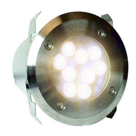Lu Sorot Led 18 Watt Sepasang ultraluxx 18 watt warm white led deck light water garden uk