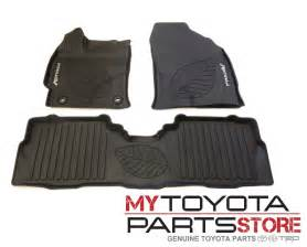 All Weather Floor Mats Prius 2012 2012 2017 Prius V Floor Liners All Weather Floor Mats