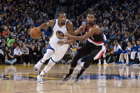 warriors trail blazers easy remaining schedule sheds hope for blazers