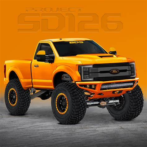 ford sema ford previews custom and suvs debuting at sema