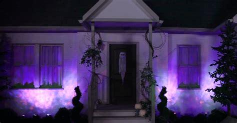 outdoor led halloween lights halloween projection spotlights halloween led purple red