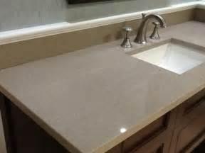 Ikea Bathroom Cabinet Reviews by Pompeii Quartz Taupe Kitchen Countertops Other Metro
