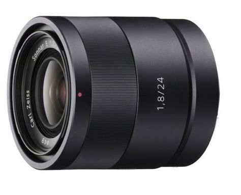 Lensa Sony E 24mm F 1 8 Memilih Sistem Kamera Mirrorless Aps C