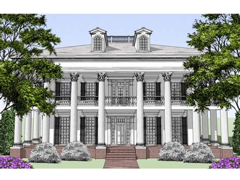 georgian style home plans georgian style house southern colonial style house plans