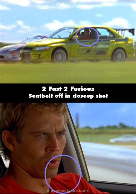 fast and furious mistakes 2 fast 2 furious movie mistake picture 3
