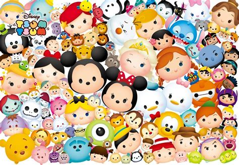 disney emoji wallpaper tinkeperi disney japan new disney tsum tsum