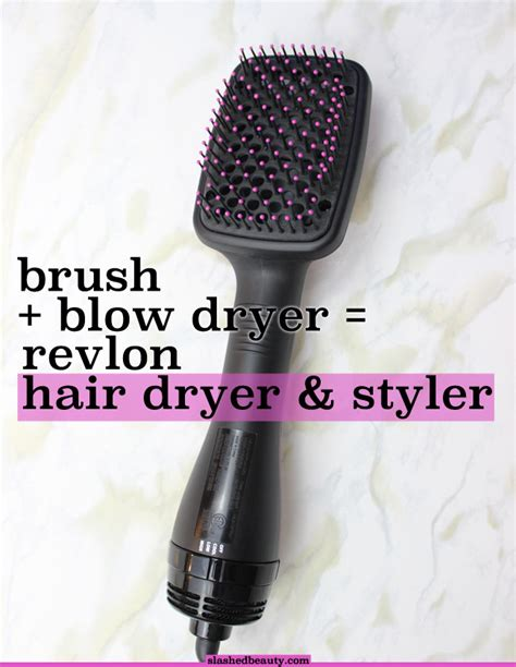 Revlon Hair Dryer Nozzle Attachment review revlon hair dryer and styler slashed