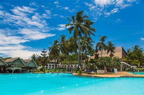reef hotel mombasa kenya aj tours  safaris