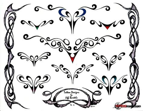 free tattoo designs to print artist 1 2 3 free ideas to print black and