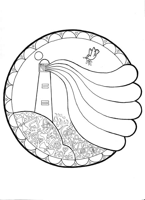 saam trans lighthouse coloring pages forge
