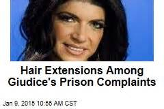 teresa giudice hair extensions real housewives news stories about real housewives