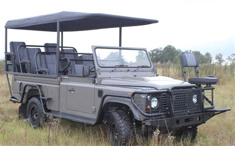 electric land electric land rover defender by axeon is silent on hunting