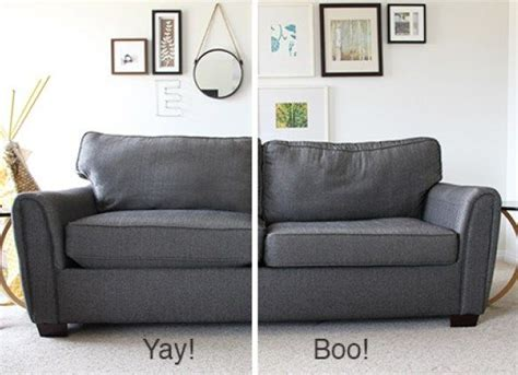 best stuffing for couch cushions how to stuff your sofa cushions and give them new life