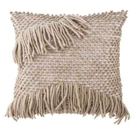 Pillows With Fringe by Fringe Pillow Home