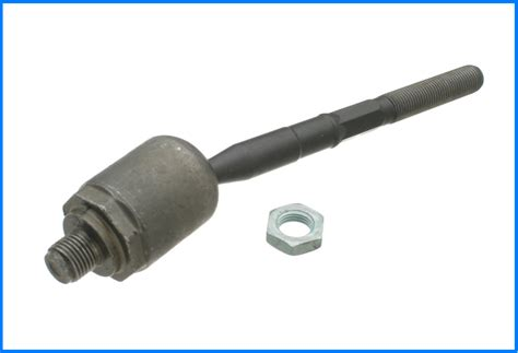 how do replace an out and inner tie rod end on a 2002