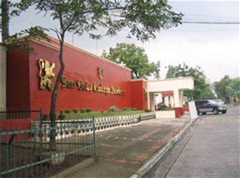 San Beda College Alabang Letterhead house and lot for sale alabang philippines versailles