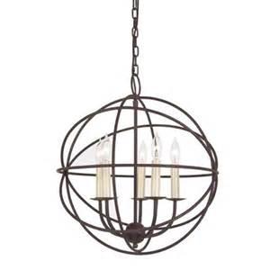globe lighting chandelier homeclick