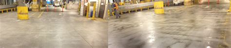 pic of commercial wood floor being polished acrovyn wall protection commercial flooring mats