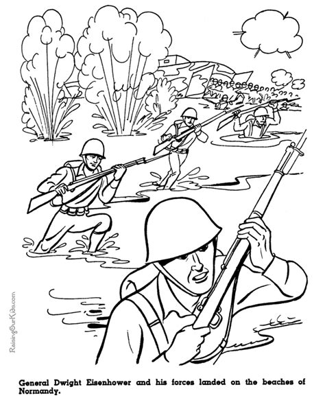 free military coloring pages az coloring pages