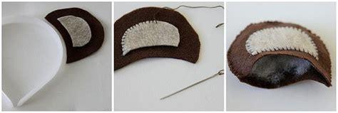 teddy ears headband template handmade teddy ear headband tonya staab