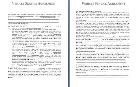 free contract templates sle contracts part 2