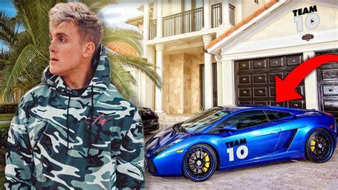 logan paul car top 10 most insane youtuber cars 2017 logan paul faze