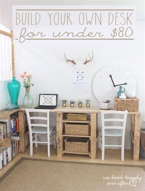 25 best ideas about diy office desk on pinterest diy 25 best ideas about desks for small spaces on pinterest