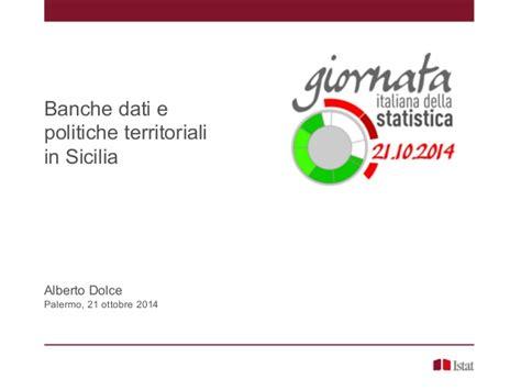 banche dati email a dolce banche dati e politiche territoriali in sicilia