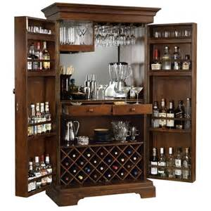 Armoire Bar Cabinet Howard Miller Sonoma Home Bar Furniture Cabinet