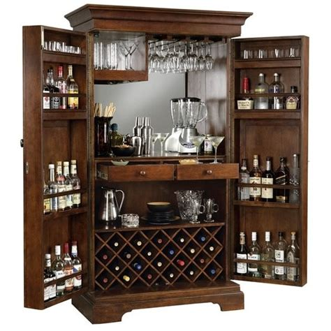 Furniture Wine Bar Cabinet Howard Miller Sonoma Home Bar Furniture Cabinet
