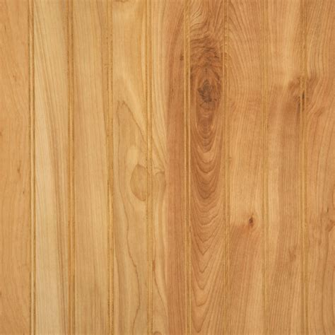 paneling wood natural birch beadboard paneling woodgrain finish panels