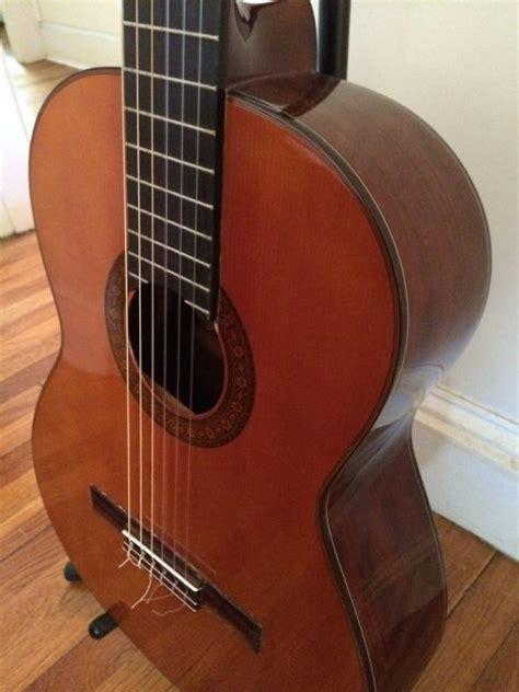 fender fc 110 classical guitar circa 82 88 reverb