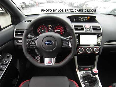 subaru impreza wrx 2017 interior 2017 subaru wrx and sti interior photo research page