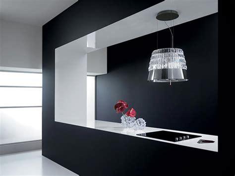 hotte moderne cuisine etonnante hotte de cuisine au design unique sign 233 elica