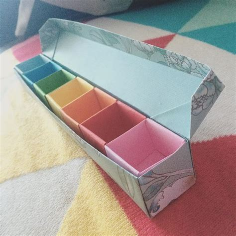 Origami Pill Box - 17 best images about paperkawaii s instagram photos on
