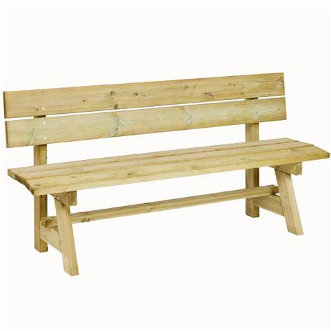 banc de course a vendre banc ext 233 rieur en bois brut autoclave