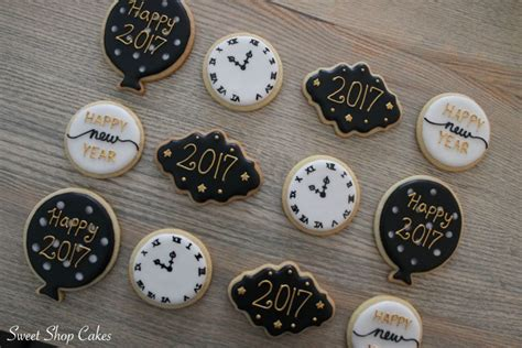 new year cookies new year s sugar cookies cakecentral