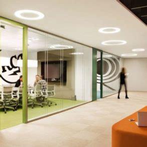 nowoczesny layout strony nowoczesny design biura siedziba sony w madrycie biura