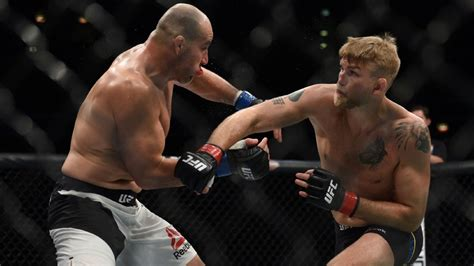 ufc s gustafsson dazzles at home knocks out