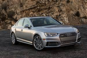 Audi As4 2017 Audi A4 Review Slashgear