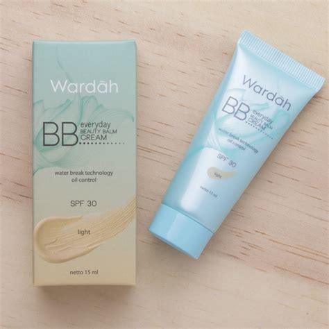 Bb Wardah Everyday Light review base makeup wardah makeup vidalondon