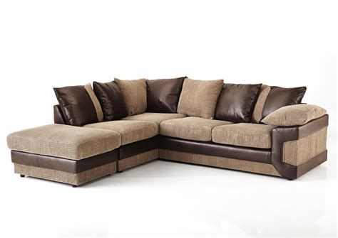 brown corner sofas brown corner sofas 28 images leather and fabric sofa