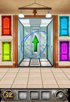 100 Floors Can You Escape Level 32 - the floor escape level 32 walkthrough