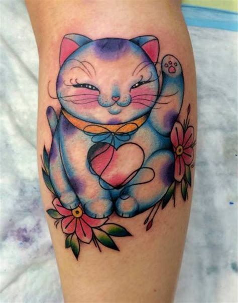 maneki neko tattoo 25 best ideas about lucky cat on