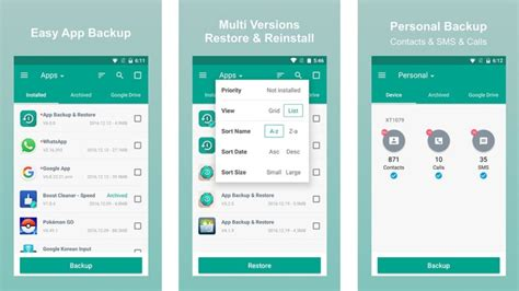 android mobile backup 10 best android backup apps and other ways to backup