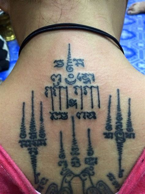 yantra tattoo in singapore 1000 images about sak yant on pinterest temple tattoo