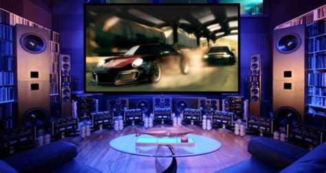 ultimate gamer setup super cool would love to have this dream home