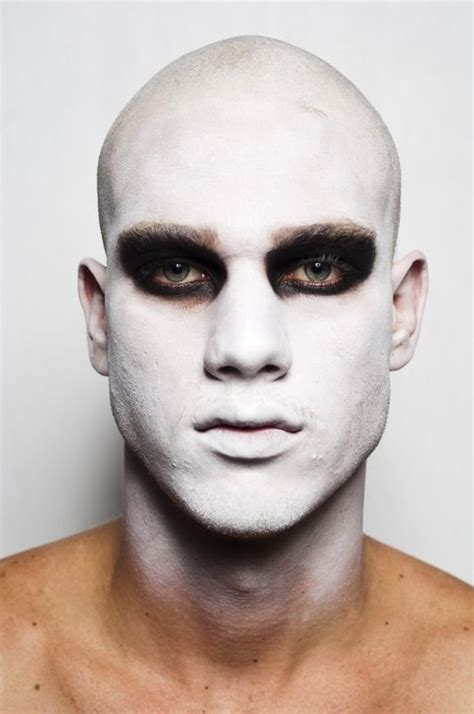 halloween makeup for guys skull makeup for men devil ideas pinterest